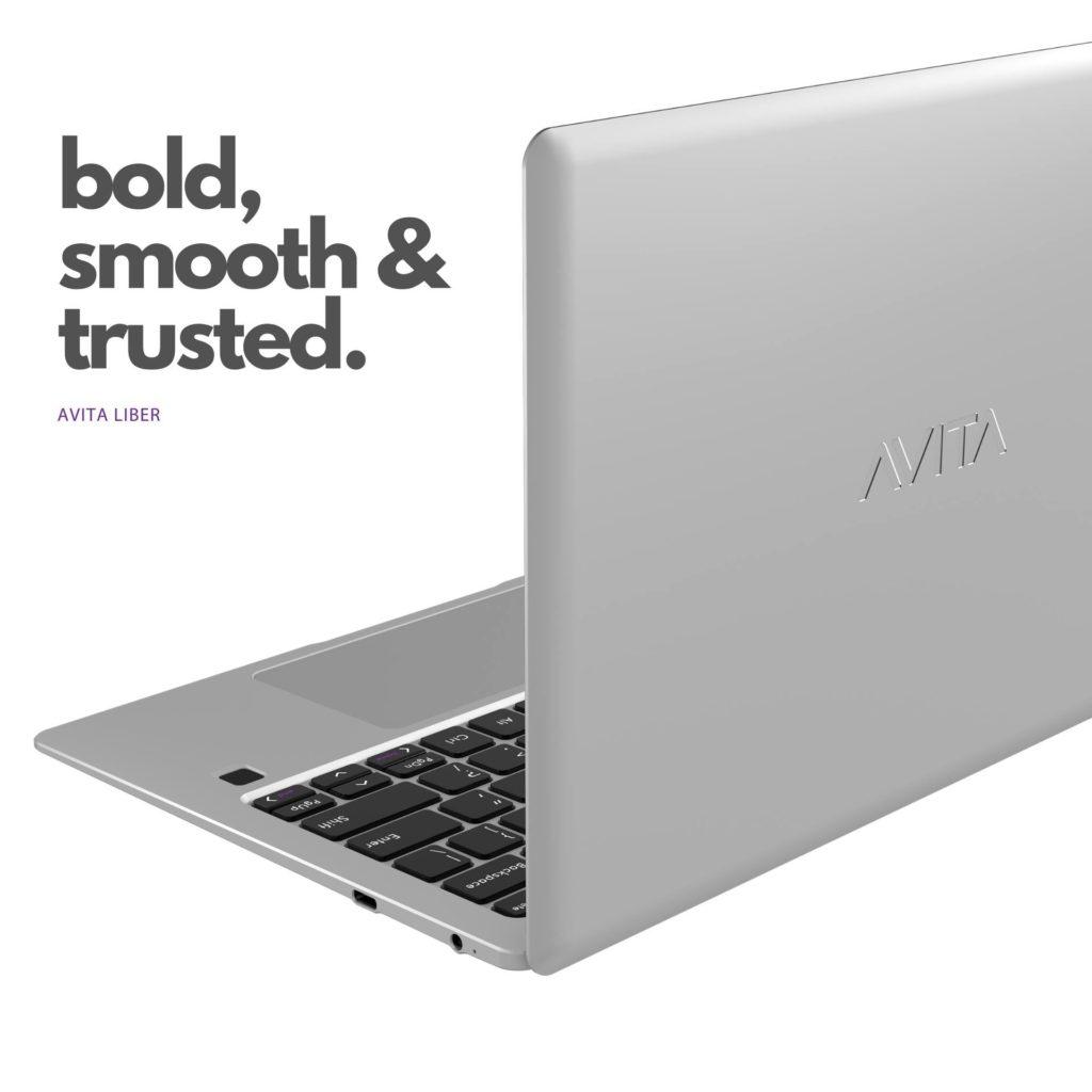 Avita Silver Laptop